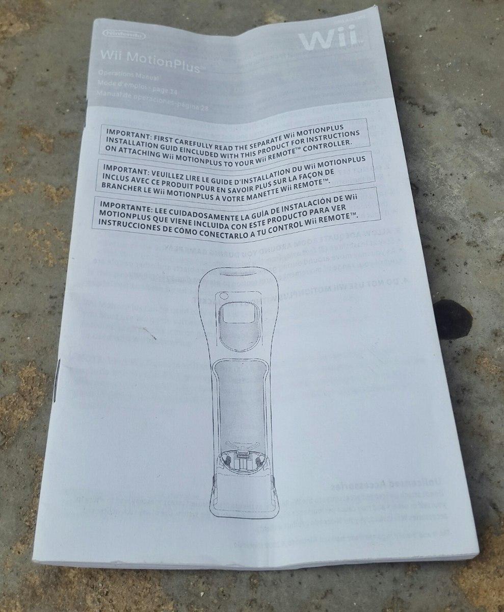 Wii u instruction manual photos nintendotoday.