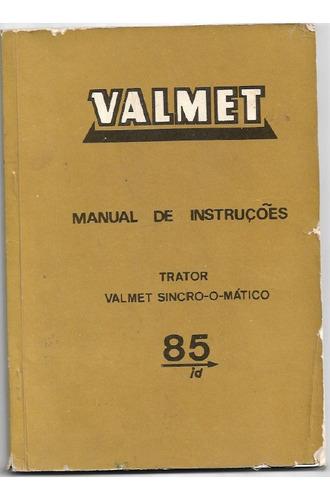 manual de instrucciones valmet 85 id