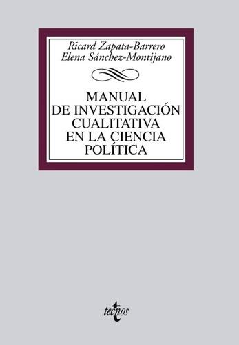 manual de investigación cualitativa en la ciencia política(l