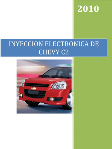 manual de inyección electrónica de chevy c2