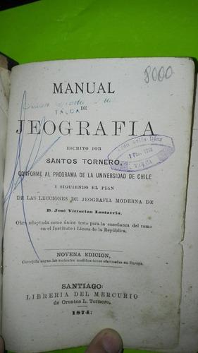 manual de jeografia santos tornero