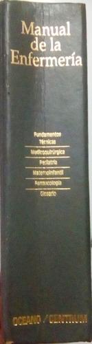 manual de la enfermería - editorial océano/ centrum
