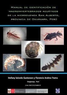 manual de macroinvertebrados. rio san alberto, oxapampa.
