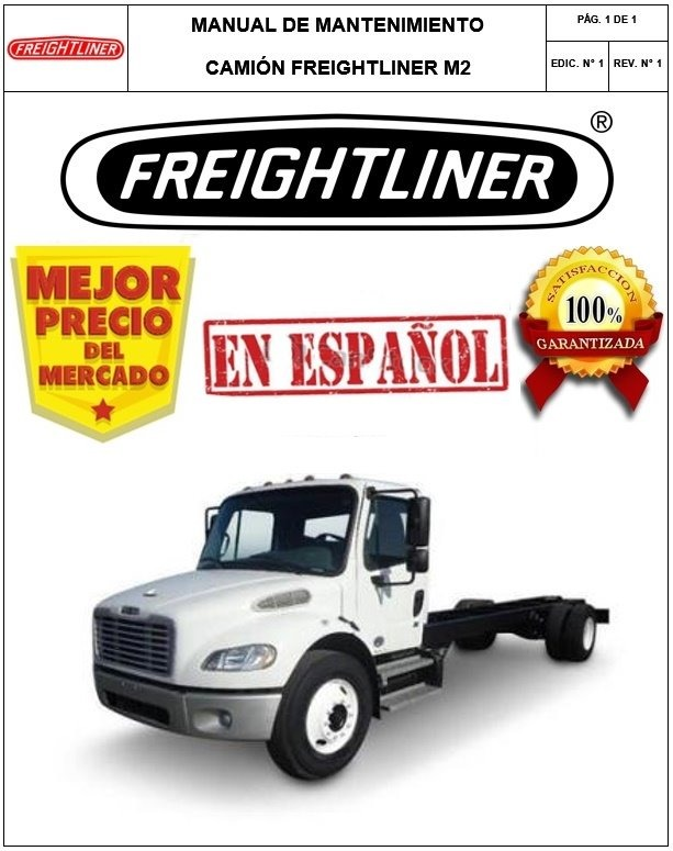 Manual Freightliner M2