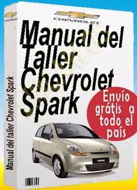 manual de mecanica chevrolet spark espa ol bs 4 159 209 60 en rh articulo mercadolibre com ve 2014 Chevrolet Spark LS Manual manual mecanico chevrolet spark