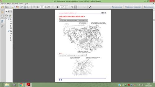 manual de mecanica eletrica em pdf completo honda cb300r*