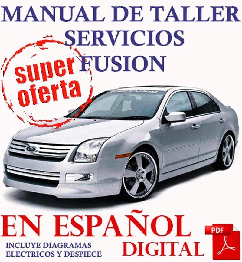 manual do fusion 2006