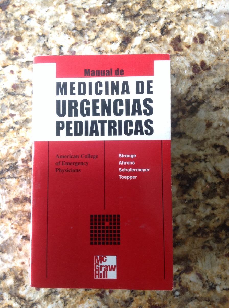 manual de medicina de emergncia