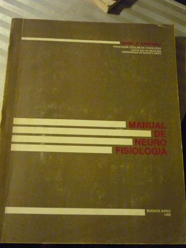 manual de neuro fisiologia