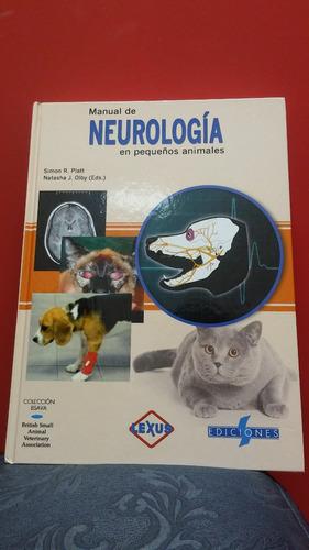 manual de neurología en pequeños animales