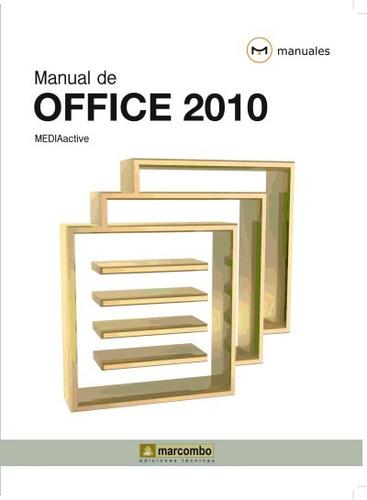 manual de office 2010(libro office 2010)