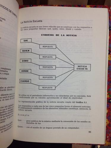 manual de periodismo educativo y científicos