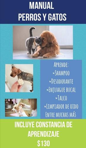 manual de perros y gatos