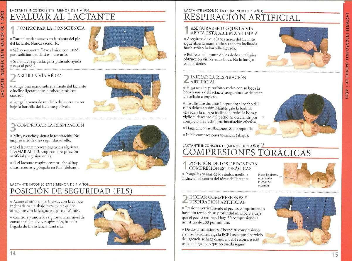 Manual de primeros auxilios en pdf avalado por la cruz for Manual de restaurante pdf