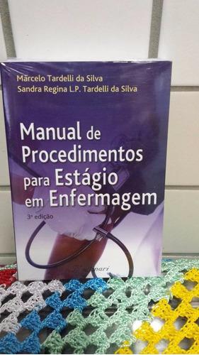 manual de procedimentos para estágio de enfermagem
