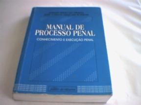 manual de processo penal - amauri renó do prado