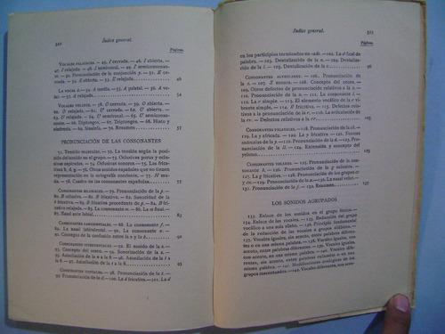 manual de pronunciacion española / t. navarro