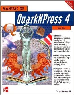 manual de quarkxpress 4 steve bain mc graw hill osborne