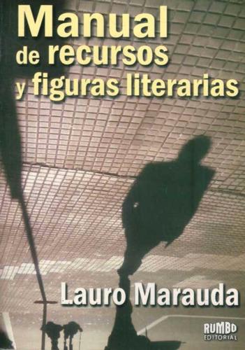 manual de recursos y figuras literarias - marauda, lauro