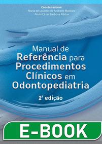Array - manual de refer  ncia para procedimentos cl  nicos em odontop  rh   lista mercadolivre com br