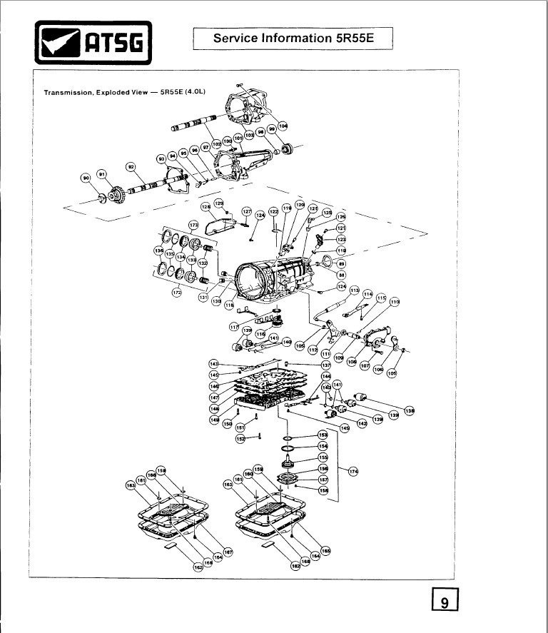 4r55e diagram 1999 wiring diagram m2  4r55e diagram 1999 #3