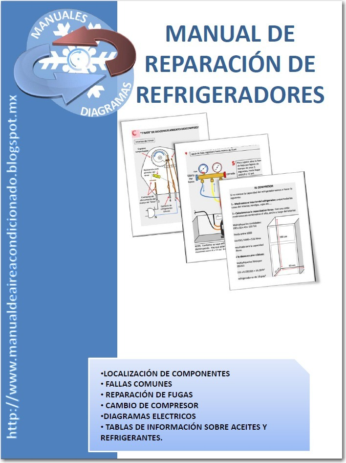 manual de reparacion de refrigeradores 60 00 en mercado libre rh articulo mercadolibre com ar manual de usuario refrigerador whirlpool manual de usuario refrigerador whirlpool wrt18yzna