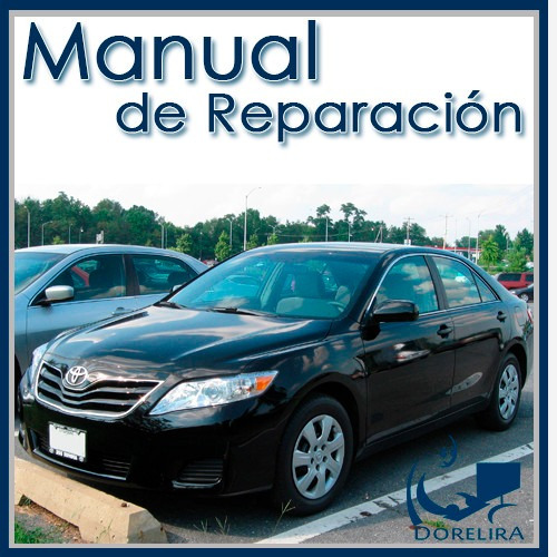 manual de reparación del motor 2az-fe toyota camry 2002-2011