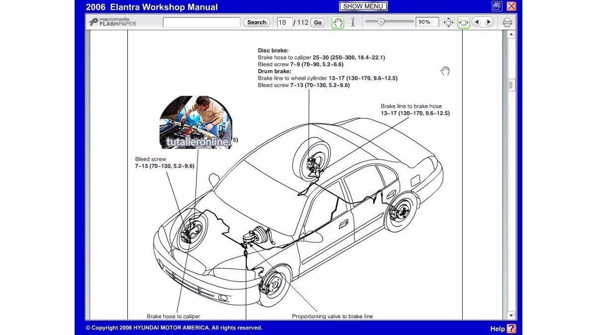 manual de reparacion hyundai elantra 2001 2007 79 00 en mercado rh articulo mercadolibre com mx