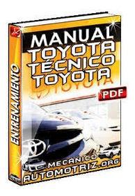 manual de reparación modelos toyota