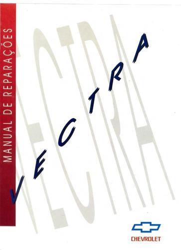 manual de reparação e serviços vectra b 1997 - 2005