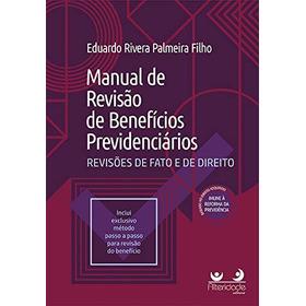 Manual De Revisão De Benefícios Previdenciários