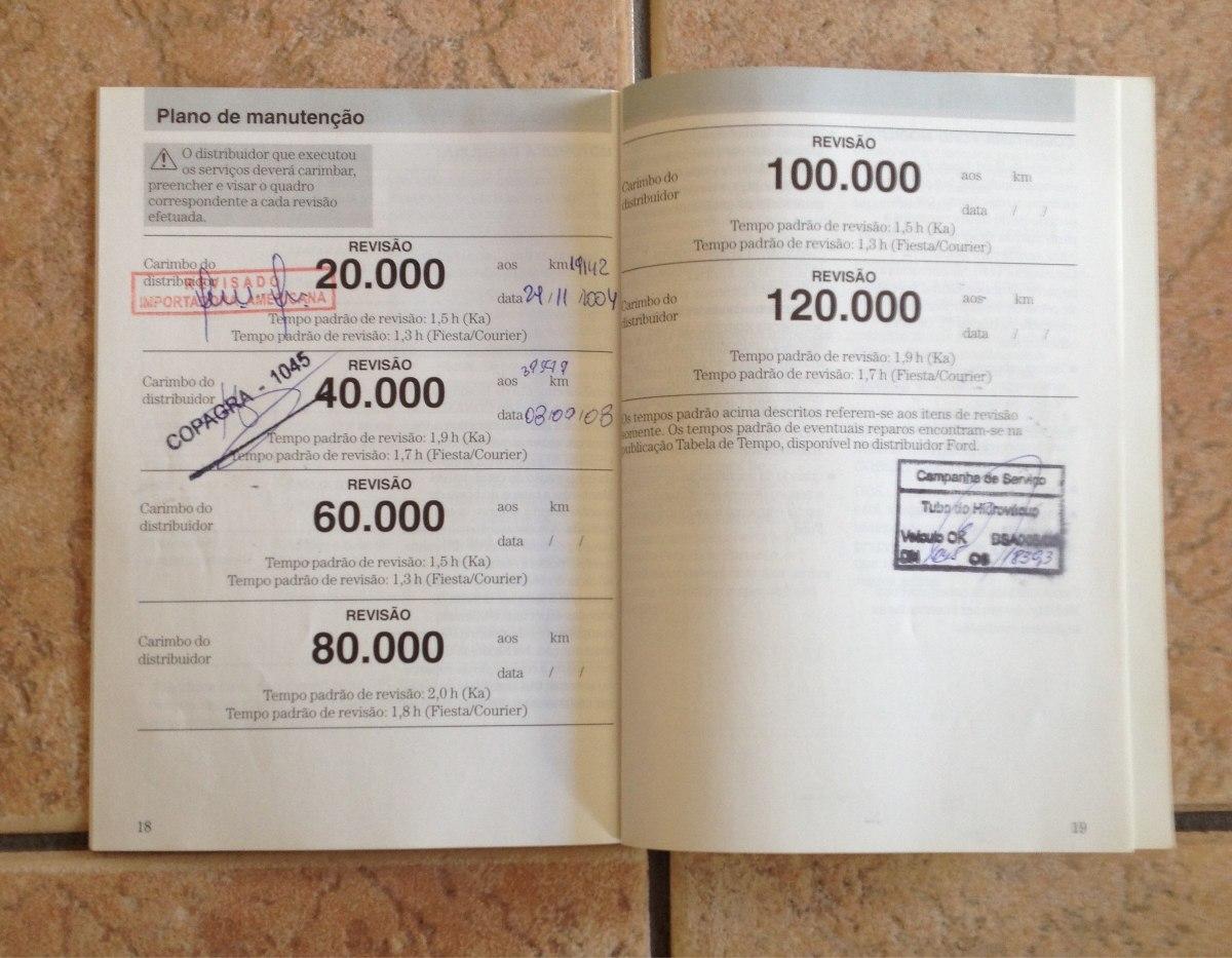 manual de revisão ford ka 2001. Carregando zoom.