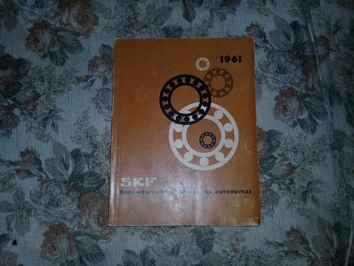 manual de rodamientos skf para automoviles