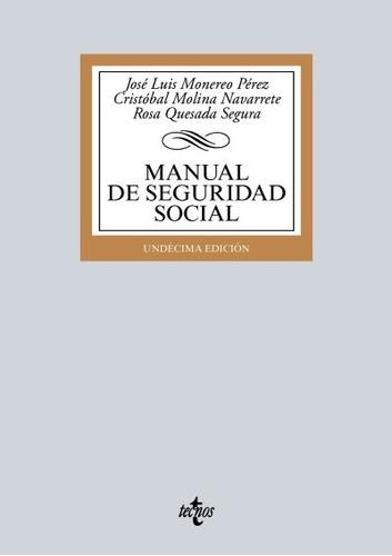 manual de seguridad social(libro )