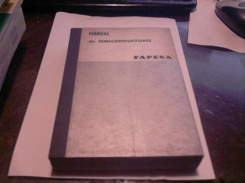 manual de semiconductores fapesa