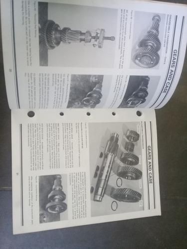 manual de servicio dana spicer caja 5 velocidades