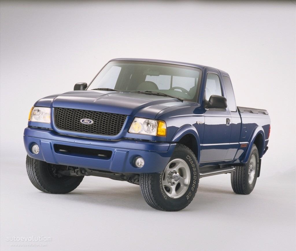 Manual De Servicio Taller Ford Ranger 1998 - 2002
