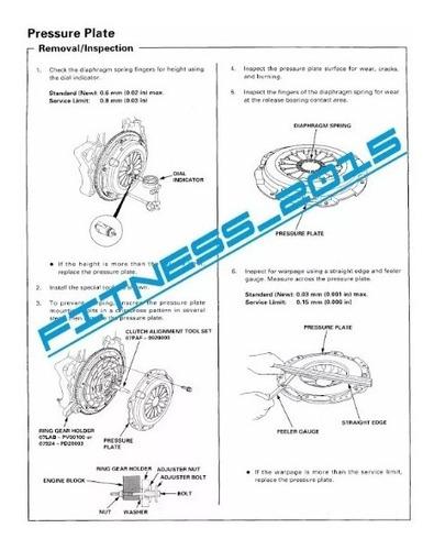 manual de servicio taller honda accord 1994 - 1997 full