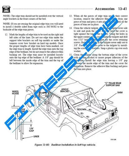 manual de servicio taller hummer 1996 full