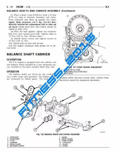 manual de servicio taller jeep liberty