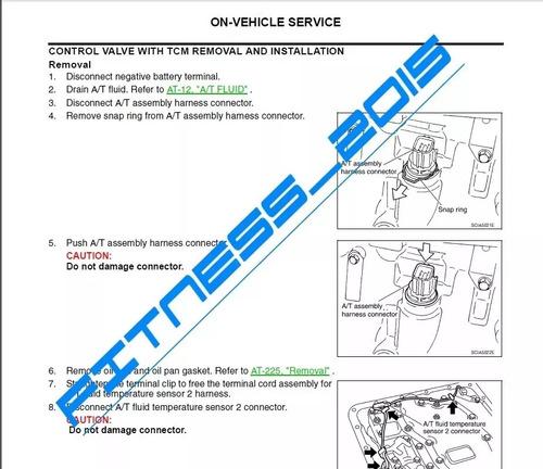 manual de servicio taller nissan 300zx 1987 full