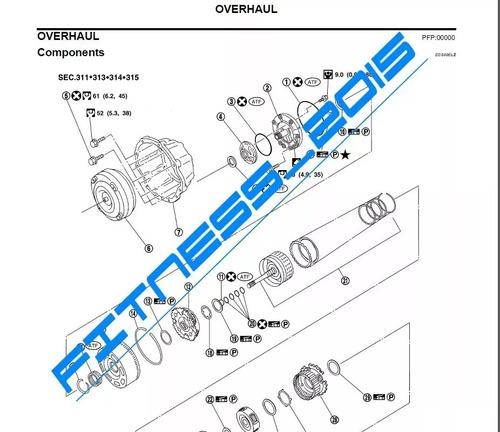 manual de servicio taller nissan 350z 2005 full