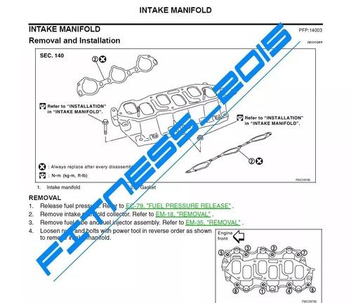 manual de servicio taller nissan 350z 2007 full