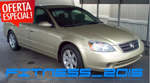 manual de servicio taller nissan altima 2003 full