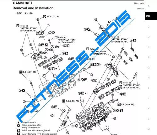manual de servicio taller nissan maxima 2012 full