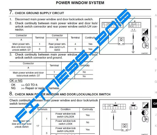 manual de servicio taller nissan murano 2007 full