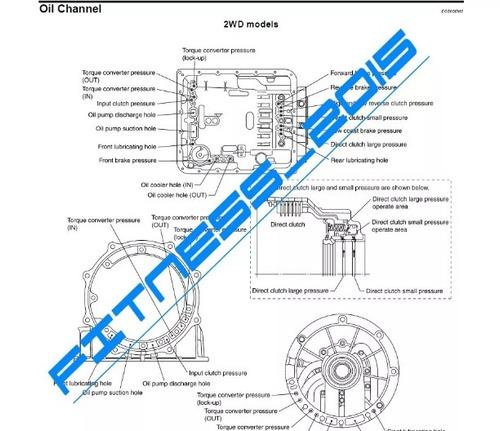 manual de servicio taller nissan xterra 2009 2010 2011 full