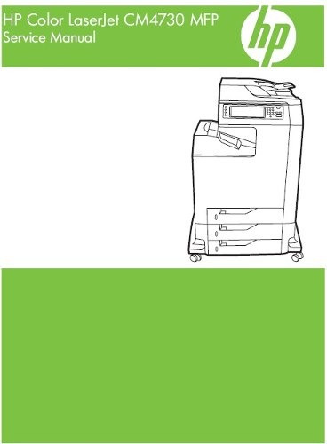 manual de servicio tecnico hp9000 (q6665a)