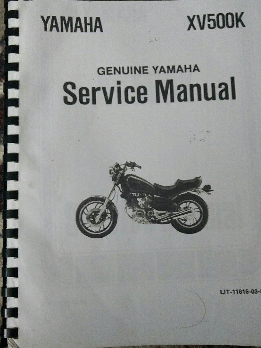 Yamaha xv 500 manual by ettalombardi4695 issuu.