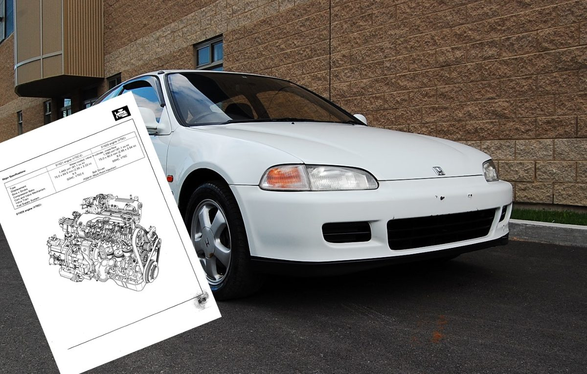 ... Honda Civic 1992 A 1995 ( Service Manual). Carregando Zoom.
